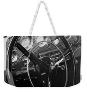 Cord Phaeton Dashboard Weekender Tote Bag