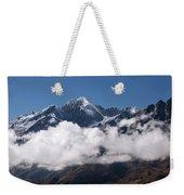 Cordillera Real And Illampu Weekender Tote Bag