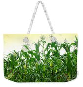 Corn Field Weekender Tote Bag by Carlos Caetano
