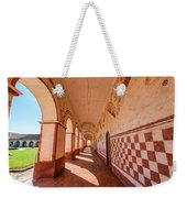 Corridor And Arches Weekender Tote Bag
