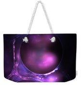 Cosmic Plasma Weekender Tote Bag