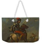 Cossack On Horseback Weekender Tote Bag