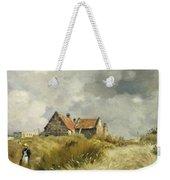 Cottage In The Dunes Weekender Tote Bag