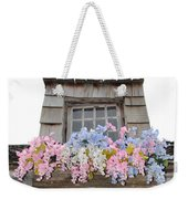 Country Window Weekender Tote Bag