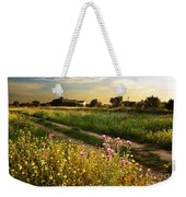 Countryside Landscape Weekender Tote Bag by Carlos Caetano