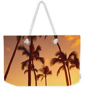 Couples Vacation Weekender Tote Bag
