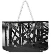 Crab Traps Weekender Tote Bag