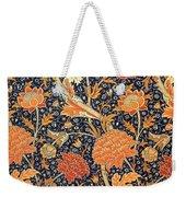 Cray Pattern Weekender Tote Bag