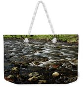Creek, Smoky Mountains, Tennessee Weekender Tote Bag