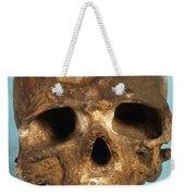 Cro-magnon Skull Weekender Tote Bag