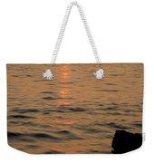 Croatian Sunsets Weekender Tote Bag