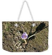 Crocus 1 Weekender Tote Bag