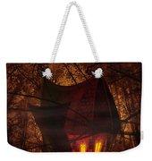 Crooked House Weekender Tote Bag by Svetlana Sewell