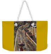 Cross-country Road Weekender Tote Bag