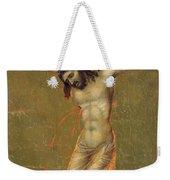 Crucifixion Fragment 1311  Weekender Tote Bag