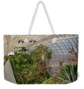 Crystal Bridge Weekender Tote Bag