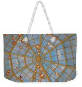Crystal Web Weekender Tote Bag