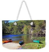 Current River 5 Weekender Tote Bag