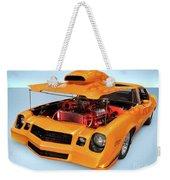 Custom Muscle Car Weekender Tote Bag