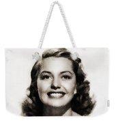 Cyd Charisse, Vintage Hollywood Legend Weekender Tote Bag