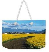 Daffodil Lane Weekender Tote Bag