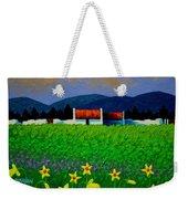 Daffodil Meadow Weekender Tote Bag