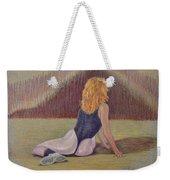 Dancer At Rest Weekender Tote Bag