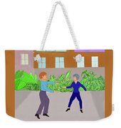 Dancers Weekender Tote Bag