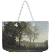 Dancers Of Castel Gandolfo Weekender Tote Bag
