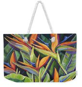 Dancing Birds Weekender Tote Bag