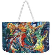 Dancing Butterflies Weekender Tote Bag