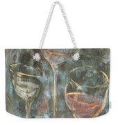 Dancing Glasses Weekender Tote Bag