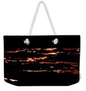 Dancing Light At Sunrise Three  Weekender Tote Bag