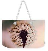 Dandelion Glow Weekender Tote Bag