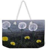 Dandelion Family Weekender Tote Bag