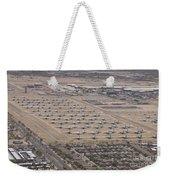 Davis-monthan Air Force Base Airplane Weekender Tote Bag