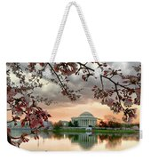 Dc Cherry Blossoms Weekender Tote Bag