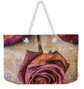 Dead Rose Weekender Tote Bag