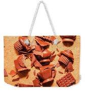 Death By Chocolate Weekender Tote Bag