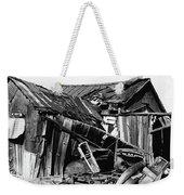 Decaying House Car Ghost Town Pearce Arizona 1968 Weekender Tote Bag