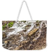 Decorah Iowa Waterfall Weekender Tote Bag