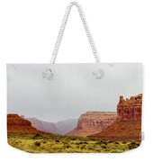 Deep Valley Weekender Tote Bag