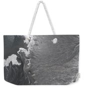Degraded Landscape Minerals Mine In South Of Poland.  Weekender Tote Bag
