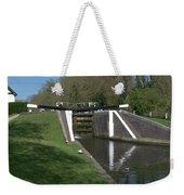 Denham Deep Lock Weekender Tote Bag