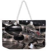 Dennis The Menace, North American, F-86d Sabre Weekender Tote Bag