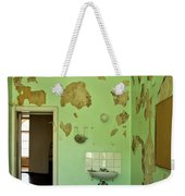 Derelict Hospital Room Weekender Tote Bag