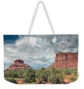 Desert View, Sedona, Arizona Weekender Tote Bag