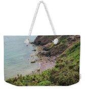 Devon Coastal View Weekender Tote Bag