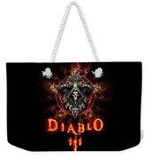 Diablo IIi Weekender Tote Bag