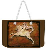 Diana The Huntress Weekender Tote Bag